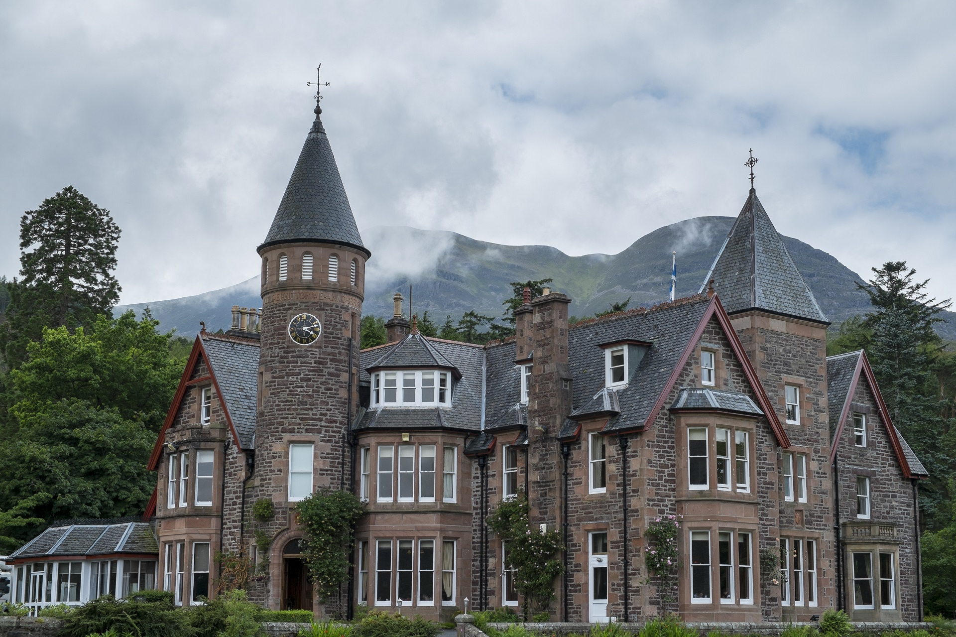 The Torridon luxury hotel